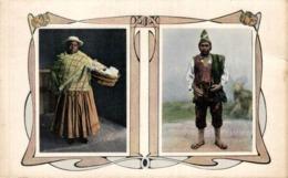 INDIOS SUDAMERICA. - INDIO // INDIAN - Postales