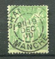 14985 FRANCE  N°102° 5c. Vert-jaune Type Sage  Type I   1898   B/TB - 1898-1900 Sage (Type III)