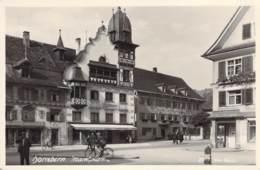 Dornbirn - Marktplatz Feldpost 1938 - Dornbirn
