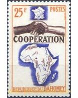 Ref. 269057 * MNH * - DAHOMEY. 1964. COOPERATION . COOPERACION - Non Classificati