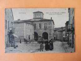 Saint Germain L Herm Place De La Mairie - Other Municipalities