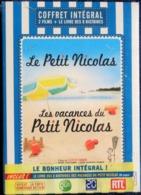 Le Petit Nicolas - Et - Les Vacances Du Petit Nicolas + Le Livre Des 8 Histoires ( 96 Pages ) . - Comedy