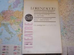 L'Avant-Scène Théâtre N°603 1-er Février 1977 Lorenzaccio De Musset Mise En Scène De Guy Rétoré - Cinéma