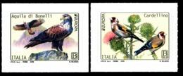 """ITALY/Italien/Italia  EUROPA 2019 """"National Birds"""" Set Of 2v** - 2019"""