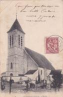LA CHAPELLE LA REINE (77) Eglise Et Cimetière - La Chapelle La Reine