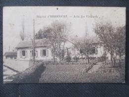 Hôpital D'   HERICOURT  - Asile Des Vieillards - Andere Gemeenten