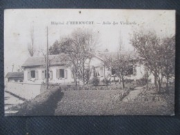 Hôpital D'   HERICOURT  - Asile Des Vieillards - Francia