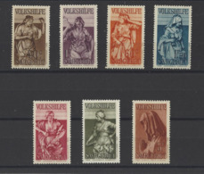 SARRE.  YT  N° 165/171  Neuf *  1934 - 1920-35 Société Des Nations