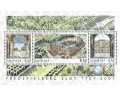Ref. 151679 * MNH * - DENMARK. 2004. 300th ANNIVERSARY OF FREDERKSBERG CASTLE . 300 ANIVERSARIO DEL CASTILLO DE FREDERIK - Ongebruikt