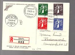 R-Automobil Postbureau Landesausstellung (702) - Zwitserland
