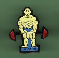 HALTEROPHILIE *** V.M.M *** 1061 (122) - Gewichtheben