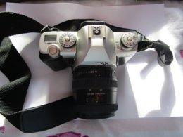 Appareil Photo Pentax MZ-M Et Objectif 35.80 Plus Courroie De Transport. - Cameras