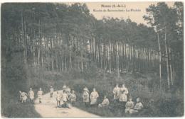 MANOU - Route De Senonches, La Pinède - France