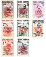 Ref. 84041 * MNH * - DOMINICANA. 1957. ASSISTENCE TO HUNGARIAN REFUGEES . ASISTENCIA REFUGIADOS HUNGAROS - Summer 1928: Amsterdam