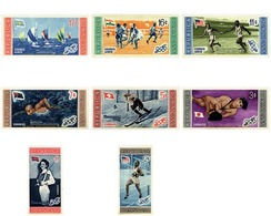 Ref. 72591 * MNH * - DOMINICANA. 1958. GAMES OF THE XXVI OLYMPIAD. ATLANTA 1996. CENTENARY OF THE OLYMPIC GAMES . 26 JUE - Summer 1956: Melbourne