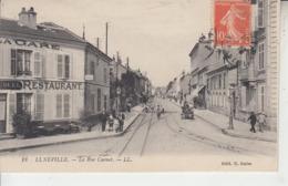 LUNEVILLE - Rue Carnot   PRIX FIXE - Luneville