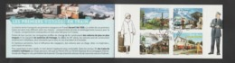 """FRANCE / 2014 / Y&T N°AA 999/1010 En Carnet Ou BC999 : Carnet """"Trains"""" (12 TVP LP) - Oblitérations Du 23/06/2014. RARE ! - Carnets"""