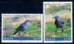 Europa 2019 - Malte Malta - Monticole Merle-bleu ** - 2019