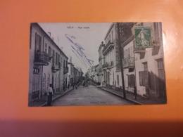 Setif Rue Valée - Algeria