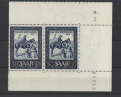 SARRE.  YT  N° 303  Neuf **  1952 - 1947-56 Occupation Alliée