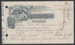 Braine-le-Comte - Brasserie Et Malterie St-Christophe - Old Paper