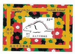 Ile Norfolk Bloc Feuillet N° 17** Et 17A** - Norfolk Island