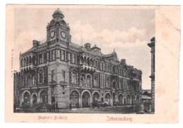 JOHANNESBURG - Steytler's Building (carte Animée) - Südafrika