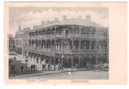 JOHANNESBURG - Eckstein's Building  (carte Animée) - Südafrika