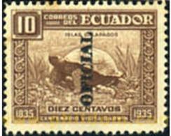 Ref. 351272 * MNH * - ECUADOR. 1936. CORREO OFICIAL - Unclassified