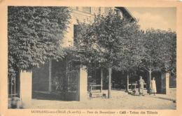 MORSANG SUR ORGE Parc De Beausejour Cafe Tabac Des Tilleuls 21(scan Recto-verso) MA1409 - Morsang Sur Orge