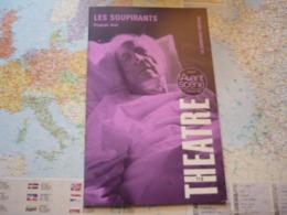 L'Avant-Scène Théâtre N°719 1-er Décembre 1982 Les Soupirants De François Joxe - Cinéma