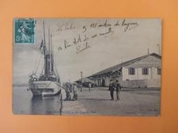 Philippeville Le Quai Du Port - Algérie