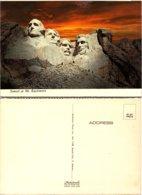 South Dakota, Black Hills, Mount Rushmore Memorial - USA National Parks