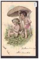 ENFANTS - CHAMPIGNON - TB - Scènes & Paysages