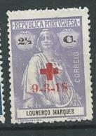 Lorenzo-marquès  - Yvert N° 163 (*)   -  Cw 34943 - Lourenco Marques
