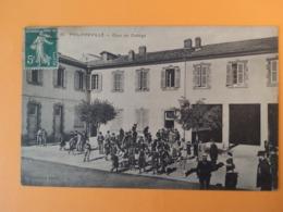Philippeville Cour Du Collège - Algeria