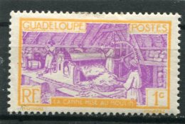 GUADELOUPE  N°  99 *  (Y&T)  (Charnière) - Unused Stamps