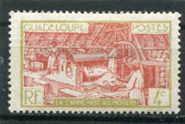 GUADELOUPE  N°  101 *  (Y&T)  (Charnière) - Unused Stamps