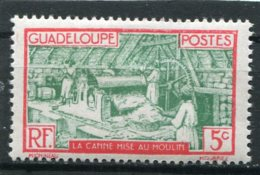 GUADELOUPE  N°  102 *  (Y&T)  (Charnière) - Unused Stamps