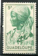 GUADELOUPE  N°  207 *  (Y&T)  (Charnière) - Unused Stamps