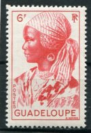 GUADELOUPE  N°  208 *  (Y&T)  (Charnière) - Unused Stamps