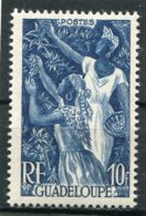 GUADELOUPE  N°  209 *  (Y&T)  (Charnière) - Unused Stamps