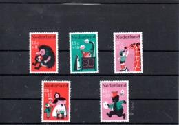 Holanda Nº 860-64, Serie Completa En Nuevo, 4,50 € - Pays-Bas