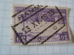 TR  198  OBL   HAMME - Ferrocarril