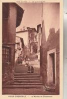 Vieux Grenoble : La Montée De Chalemont. - Grenoble