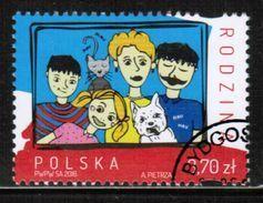 PL 2016 MI 4838 USED - Used Stamps