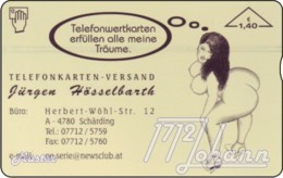 AUSTRIA Private: *Hösselbarth - Po Bienchen* - SAMPLE [ANK F610] - Oesterreich
