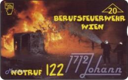 """TWK Österreich Privat: """"Berufsfeuerwehr Wien 2"""" Gebr. - Oesterreich"""