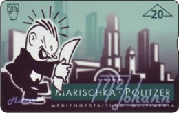 """TWK Österreich Privat: """"Marischka-Politzer 1"""" Gebr. - Oesterreich"""