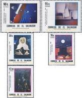 Ref. 359121 * MNH * - EL SALVADOR. 1984. PAINTING . PINTURA - Unclassified